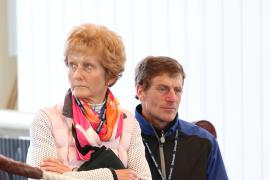 Gill Richardson And Johnny Murtagh T Bk3 0687 Tattersalls