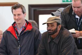 James Tate And Saeed Manana T Bk3 0716 Tattersalls