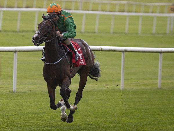 Loch Lein winning at Cork