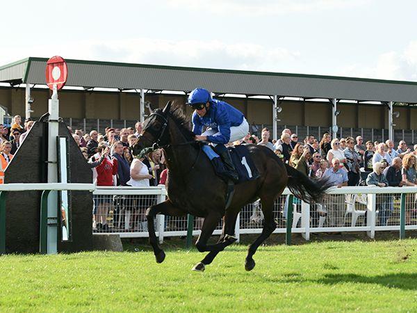 Al Suhail Winning at Yarmouth