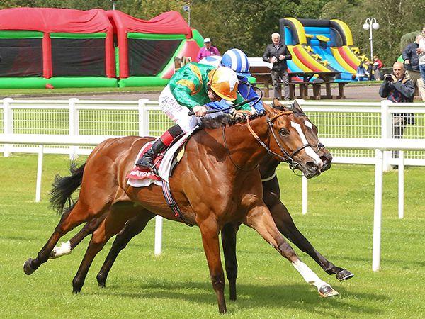 Arranmore Winning at Cork