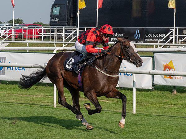 Valdermoro Winning at Doncaster