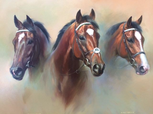 'Brothers In Arms' by Jacqueline Stanhope