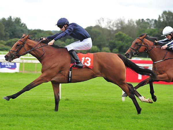 Passion Winning at Cork