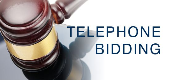 Telephone Bidding