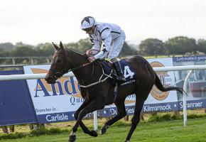 Frankel's Storm Winning at Carlisle