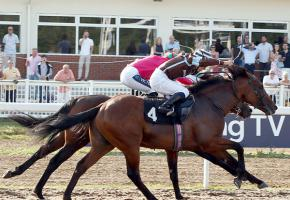 Hector Loza Winning at Chelmsford