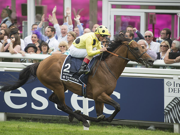 Postponed Winning the G1 Coronation Cup