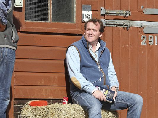 Trainer Richard Hannon