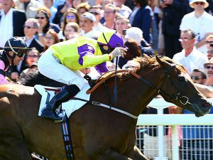 Brando Winning the G1 Prix Maurice de Gheest