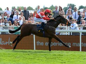 Billy Dylan Winning at Chester