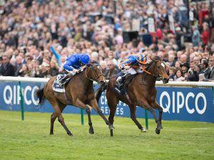 October 1 buy LEGATISSIMO winning the G1 1000 Guineas
