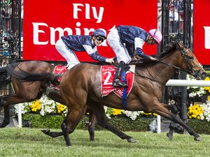 Rekindling Winning the G1 Melbourne Cup