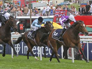 Was winning the Oaks