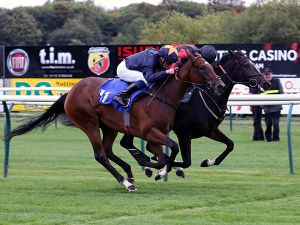Ya Hala winning at Nottingham